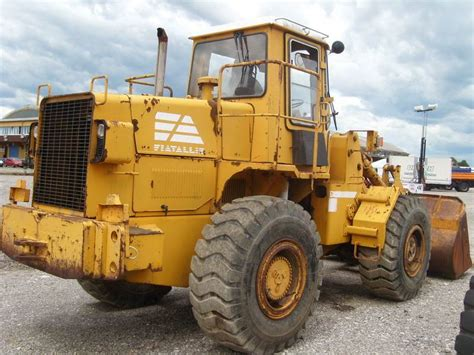 Fiat Allis Dealers by Used Fiat Allis 580 Fr 15 Wheel Loaders For Sale Mascus Usa