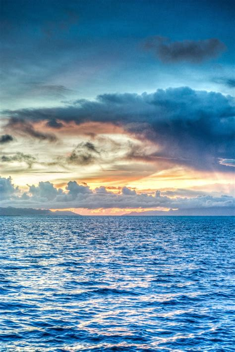 body  water  dawn  stock photo