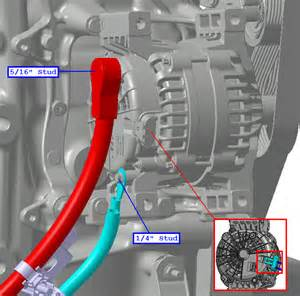 HD wallpapers wiring diagram alternator to battery