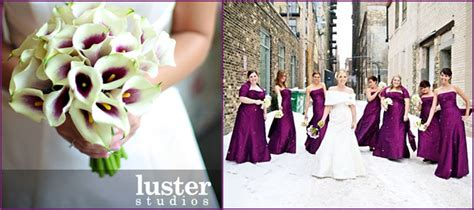 Purple Wedding Meme - purple calla lily wedding centerpiece