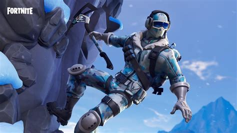 Fortnite Season 7 New Map Adds Polar Peak, Frosty Flights, And More