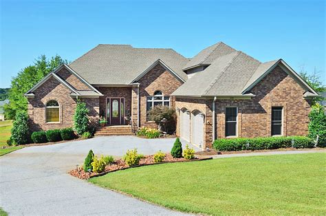 Chesnee Sc Custom Home For Sale With A Seasonal View Of