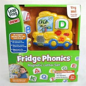 leap frog fridge phonics magnetic letter set alphabet With leapfrog phonics magnetic letter set