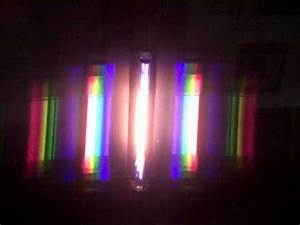 Helium Spectrum Tube