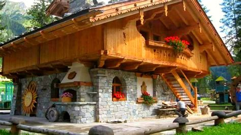 Wooden Houses : Wood House Design Interior And Exterior Creative Ideas