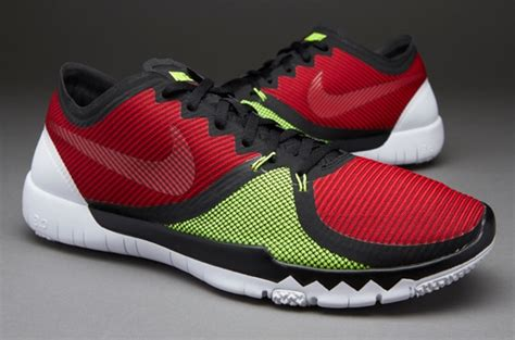 mens shoes nike  trainer   blackteam red
