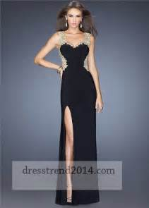 black and gold bridesmaid dresses black and gold lace prom dress dresses trend