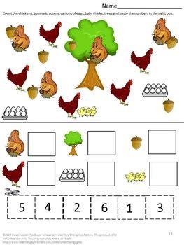 farm animals activities special education  autism