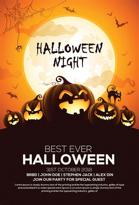 60+ Free Halloween Posters, Invitation Flyers & Print. Potluck Sign Up Sheet Template. Banquet Event Order Template. Business Action Plan Template. Sample Statement Of Purpose For Graduate School Pdf. Create Invitations Online. Graduate Certificate In Data Science. Young Living Flyers. Microsoft Excel Timesheet Template