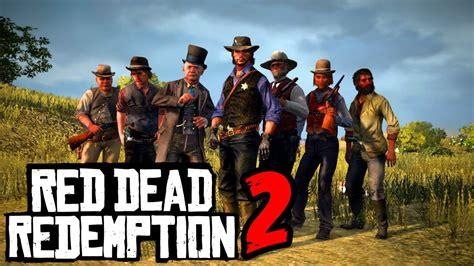 Red Dead Redemption 2  Annoncé à L'e3 2016 ? Gamersnine