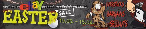 mad butcher records shop