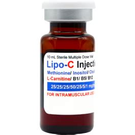 lipo  injectable ml empower formula defy medical