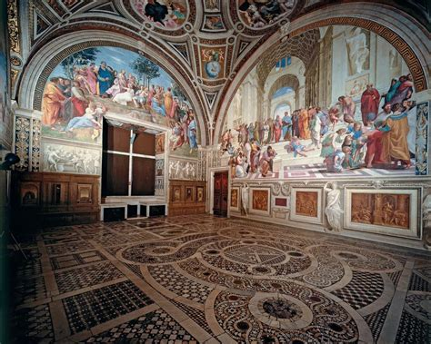 stin up stanze raphael stanza della segnatura 1510 1511 artsy
