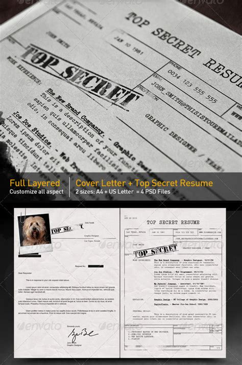 Secret Resumen by 25 Psd Resume Templates That Will Make Recruiters Quot Want