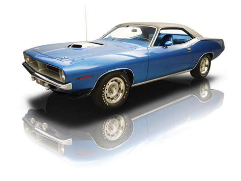 los mejores  muscle cars de la historia lista de carros