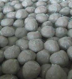 Langkah yang pertama adalah sediakan baskom untuk tempat bahan dari tepung beras, tepung hunkue hijau, dan tepung kanji serta tambahkan pasta pandan. Cara membuat pentol kanji | Cara membuat | Resep masakan indonesia, Resep masakan, Masakan