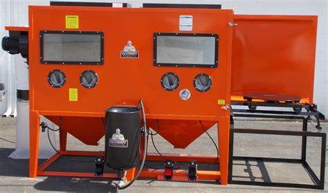 abrasive blast cabinet bb9100led bvt pr tt badboy blasters