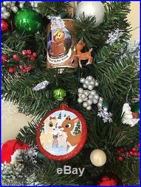 rudolph the red nosed reindeer hermey and yukon cornelius christmas wreath christmas decor world
