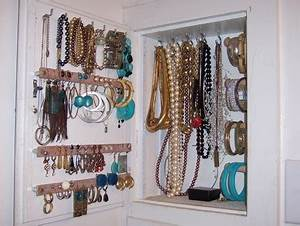 Idée Rangement Bijoux : diy 5 id es originales pour ranger ses bijoux floriane lemari ~ Melissatoandfro.com Idées de Décoration