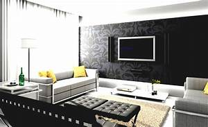 modern simple home interior design hall with wonderful With home furniture design for hall