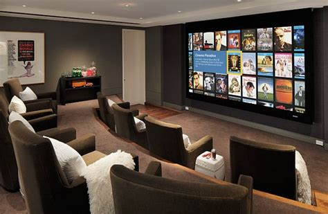house plans with media room 9 awesome media rooms designs decorating ideas for a