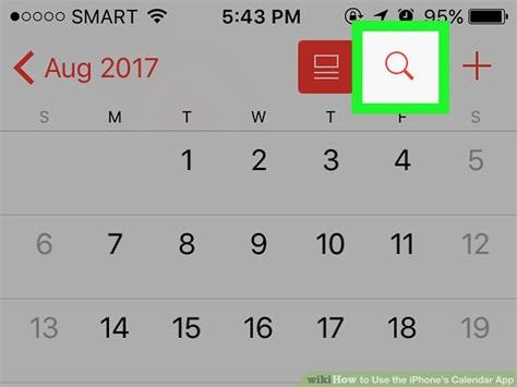 how to add calendar to iphone how to use the iphone s calendar app with pictures wikihow How T