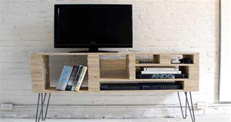 meuble mural cuisine pas cher diy déco pour fabriquer un meuble tv original et pas cher