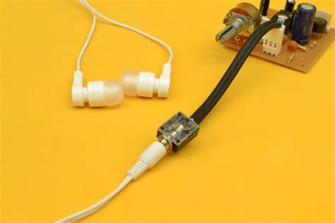 construya un lificador de aud 237 fonos con tda2822