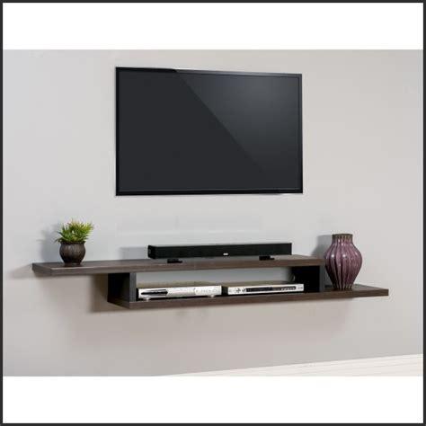 budget simple tv wall mount  shelf ideas