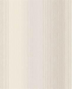 Superfresco Chambray Stripe Brown/Tan Wallpaper