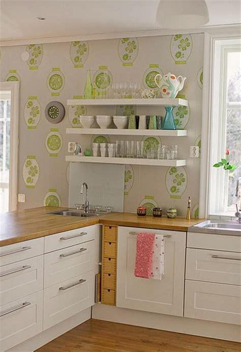 decor ideas for small kitchen modern wallpaper for small kitchens beautiful kitchen
