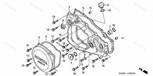 Honda Motorcycle 2006 Oem Parts Diagram For Right