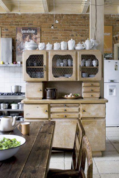 meubles cuisine vintage comment rustique and cuisine vintage on
