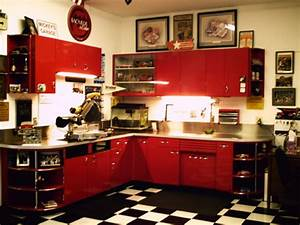 red kitchen cabinets ikea home designs project With what kind of paint to use on kitchen cabinets for metal work wall art