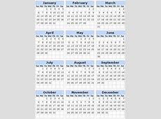 التقويم الميلادي 2013 , التقويم الميلادي 2013 والهجري 1434