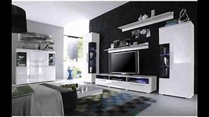 Decoration Mur Interieur Salon : decoration mur interieur youtube ~ Teatrodelosmanantiales.com Idées de Décoration