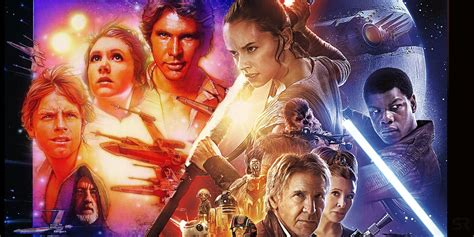 Star Wars: The Biggest Difference Between Force Awakens ...
