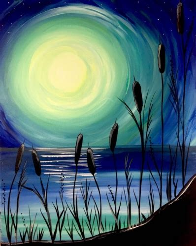 beach moonlight at bertucci s wilmington paint nite