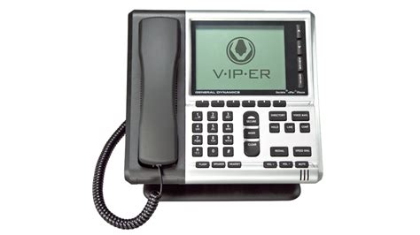 Sectéra vIPer Universal Secure Phone - General Dynamics ...