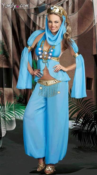Costumes Halloween Costume Arabian Harem Genie Nights