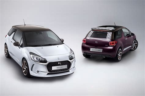 citroen logo png ds automobiles unveils facelifted ds3 and ds3 cabrio