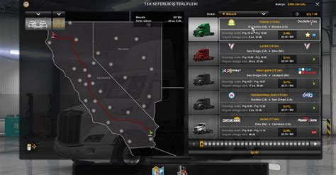 Ats Garage Locations by Realistic Economy V 2 0 For Ats Truck Simulator 2 Mods