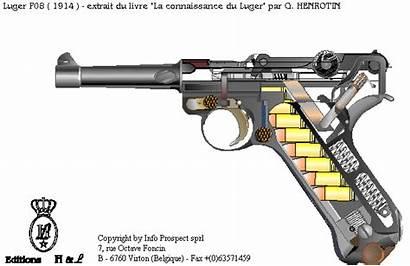 Luger Semi Automatic Pistols Pistol Revolver