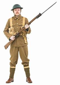 WW1 British army uniform 1916 The Somme – Reproduction WW1 ...