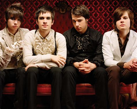 Ryan Ross Hasn't Ruled Out Reunion With Panic! At The