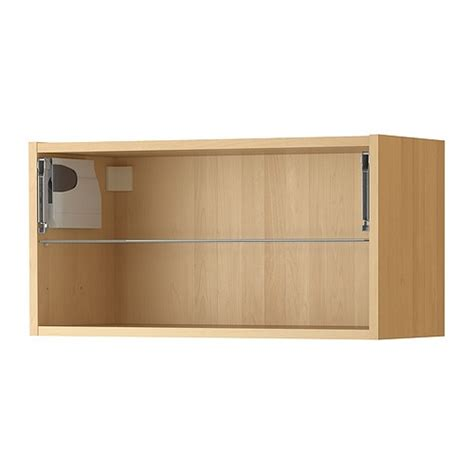 horizontal kitchen wall cabinets akurum wall cabinet frame horizontal in birch from ikea 4328