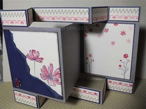 tri shutter card karte selber basteln kreativ mit tanja