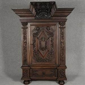 Wohnung London Kaufen : barockschrank danziger schapp um 1700 mit vielen ~ Watch28wear.com Haus und Dekorationen