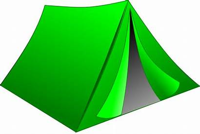 Clipart Tent Camping Outdoor Vector Cliparts Svg