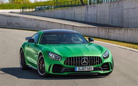 Meet The Mercedes-amg Gt R